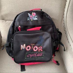3/$25 Harley Davison School Backpack